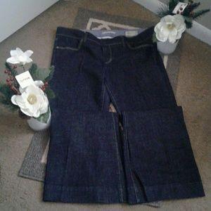 Women's Limited Edition Gap Dark Wash Jeans